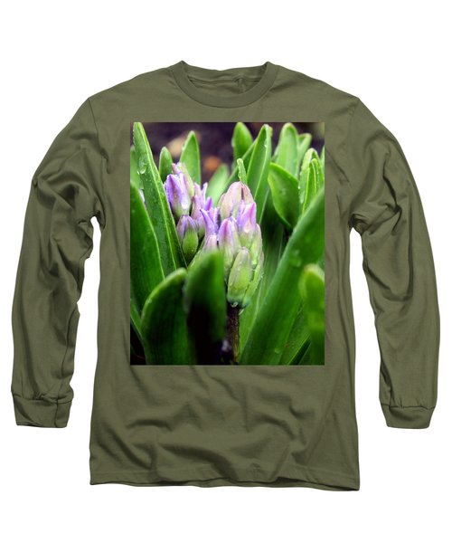 Sprouts Long Sleeve T-Shirt by Joseph Skompski