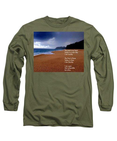 I Am Worthy Long Sleeve T-Shirt