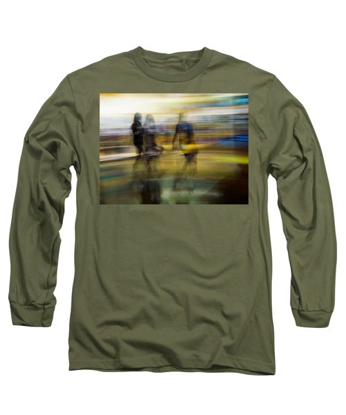 Dreaming In Color Long Sleeve T-Shirt