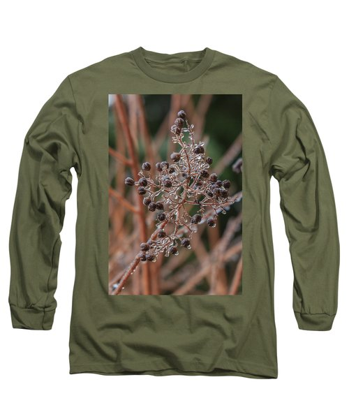 Ice On Berries Long Sleeve T-Shirt