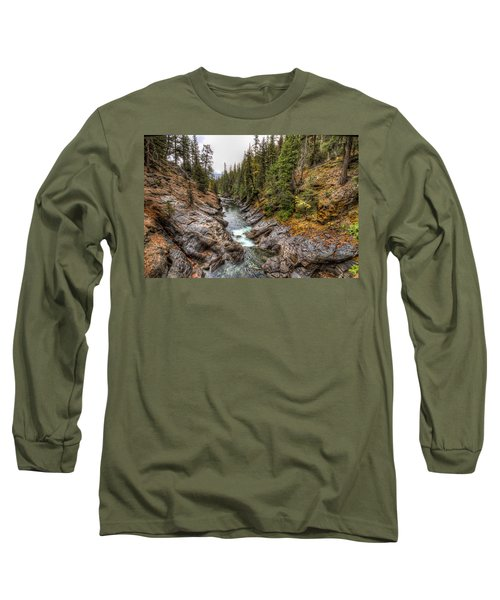 Icicle Gorge Long Sleeve T-Shirt