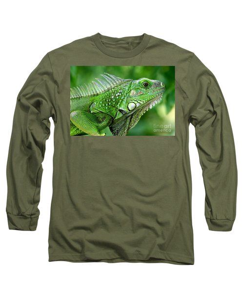 Iguana Long Sleeve T-Shirt