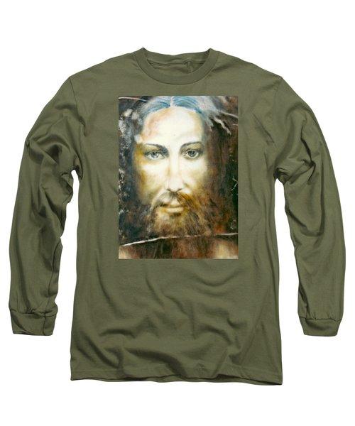 Image Of Christ Long Sleeve T-Shirt