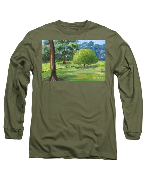 In The Park Long Sleeve T-Shirt