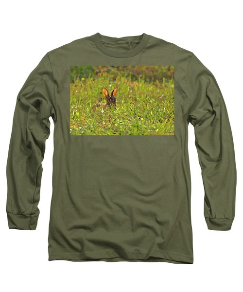 Inconspicuous Long Sleeve T-Shirt