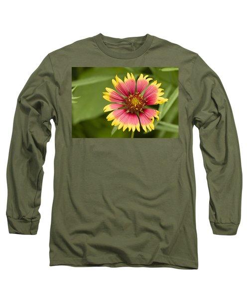 Indian Blaket Bloom Long Sleeve T-Shirt