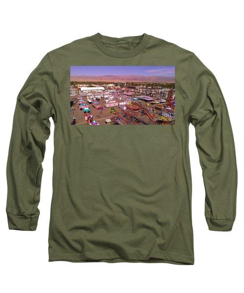 Indio Fair Grounds Long Sleeve T-Shirt