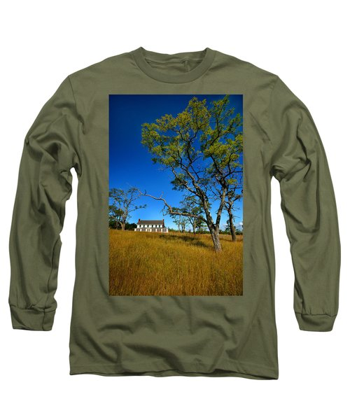 Inn On Sleeping Bear Long Sleeve T-Shirt