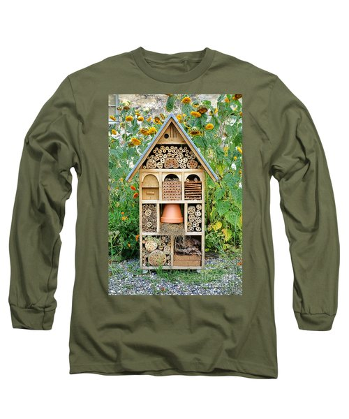 Insect Hotel Long Sleeve T-Shirt