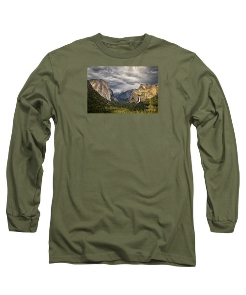 Inspiration Long Sleeve T-Shirt by Alice Cahill