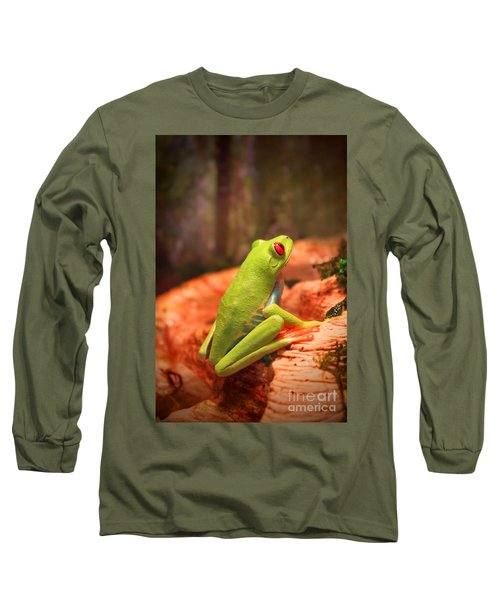 Long Sleeve T-Shirt featuring the photograph Inspirations For Tomorrow by Cathy  Beharriell