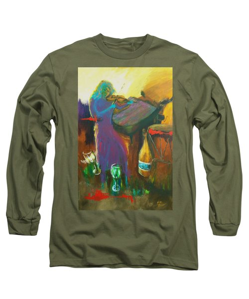 Inspired Songs Long Sleeve T-Shirt