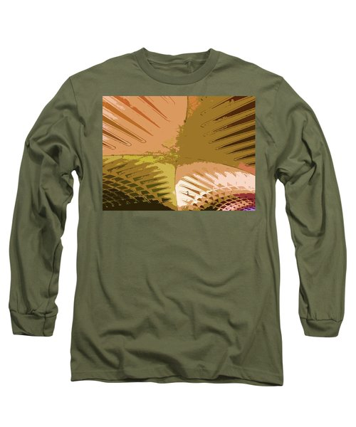 Intersection Long Sleeve T-Shirt by Julio Lopez