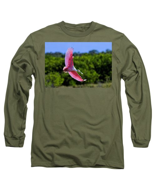 Into The Morning Light Long Sleeve T-Shirt