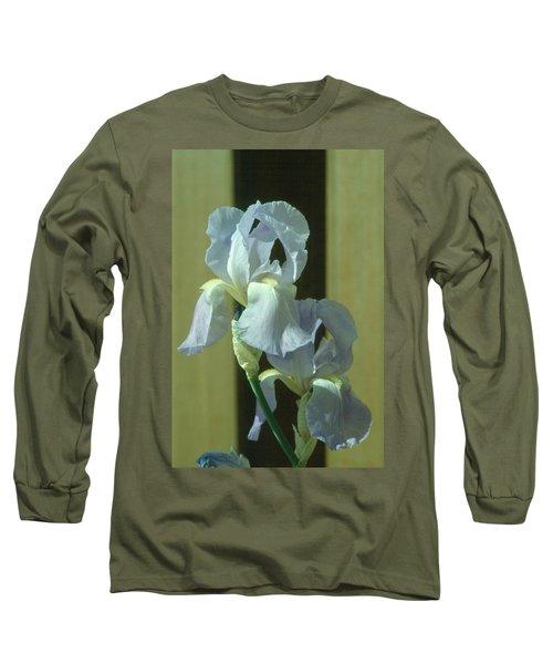 Iris 2 Long Sleeve T-Shirt by Andy Shomock