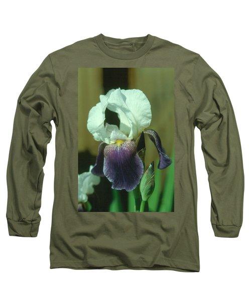 Iris 3 Long Sleeve T-Shirt by Andy Shomock