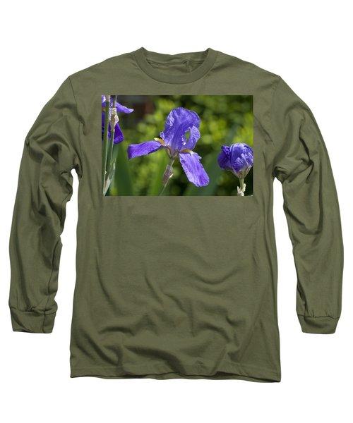 Iris 4 Long Sleeve T-Shirt