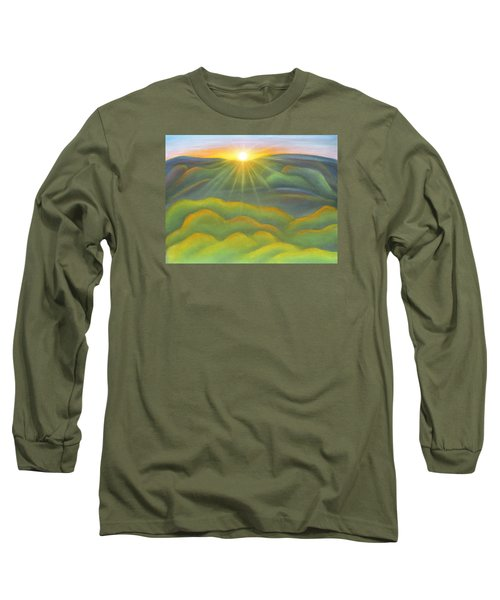 Isla Gorge Sunset Long Sleeve T-Shirt