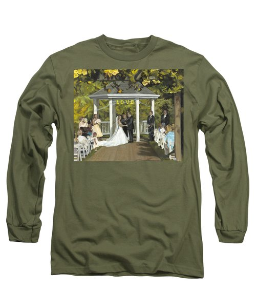 Issaquah Wedding  Long Sleeve T-Shirt