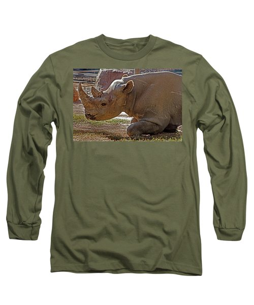 Its My Horn Not Your Medicine Long Sleeve T-Shirt