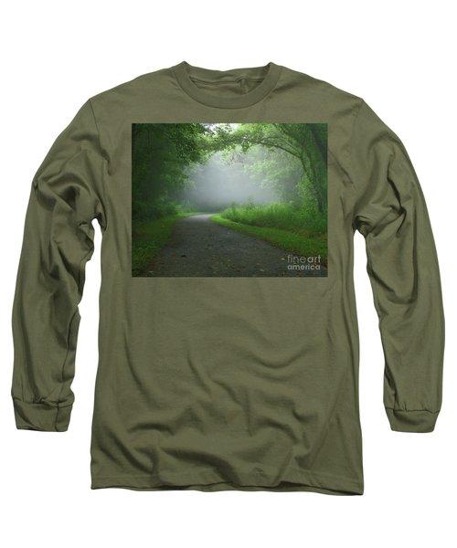 Mystery Walk Long Sleeve T-Shirt