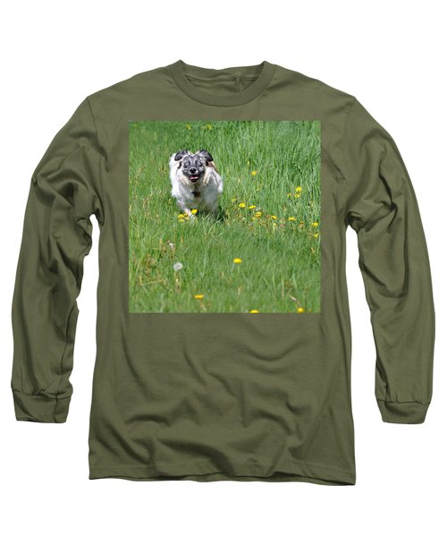 It's Spring - It's Spring Long Sleeve T-Shirt