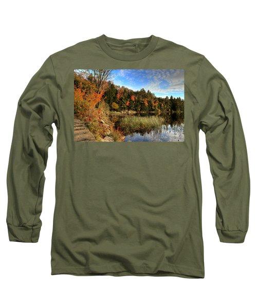 Jamies Pond 2 Long Sleeve T-Shirt