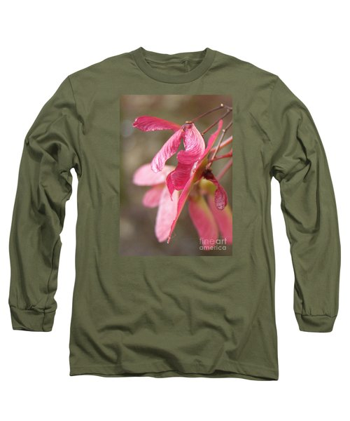 Japanese Maple Keys Long Sleeve T-Shirt