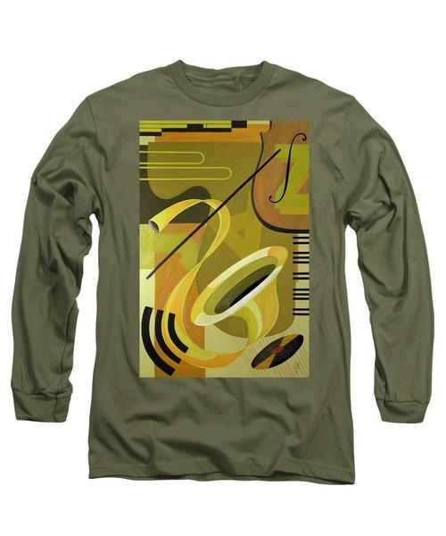 Jazz Long Sleeve T-Shirt