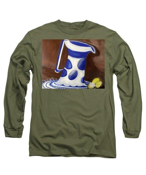 Fresh Lemonade Long Sleeve T-Shirt
