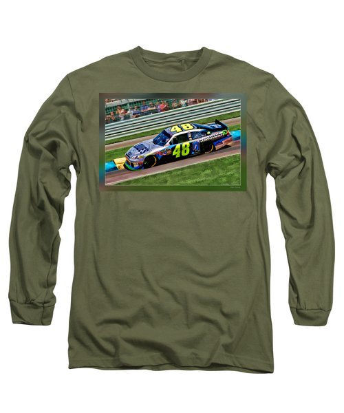 Jimmie Johnson Long Sleeve T-Shirt