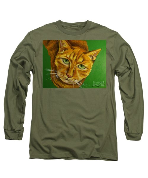 Jing Jing - Cat Long Sleeve T-Shirt