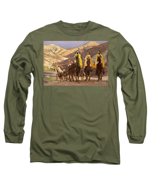 Journey Of The Magi Long Sleeve T-Shirt