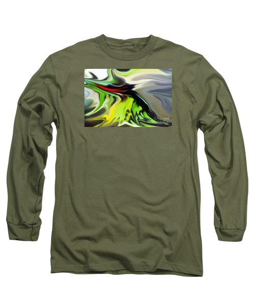 Long Sleeve T-Shirt featuring the photograph Journey by Patricia Griffin Brett