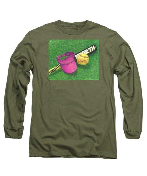 Julia's Game Long Sleeve T-Shirt