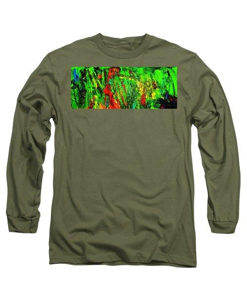 Jungle Beat Long Sleeve T-Shirt