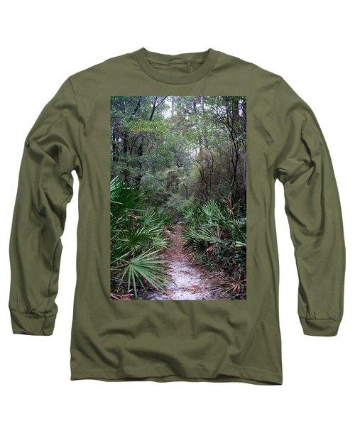 Jungle Trek Long Sleeve T-Shirt