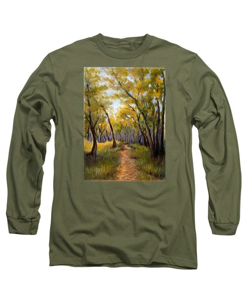 Just Before Autumn Long Sleeve T-Shirt