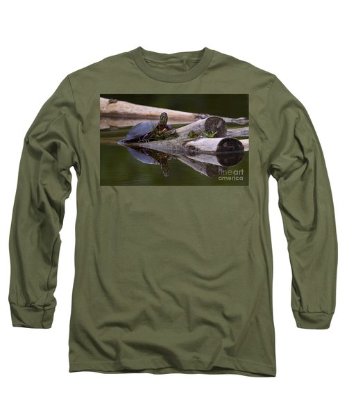 Just Chillin.. Long Sleeve T-Shirt