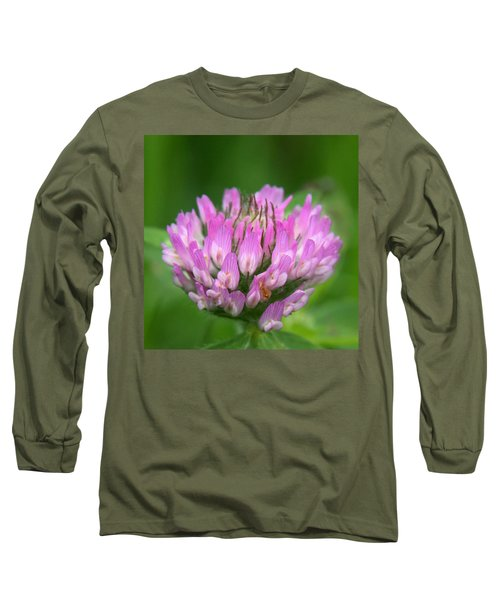 Just Clover Long Sleeve T-Shirt