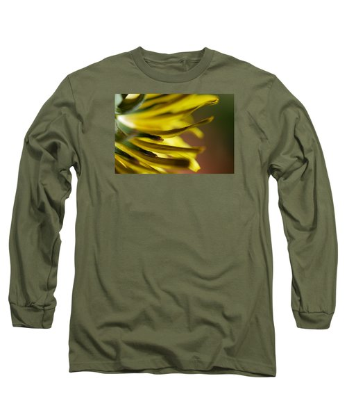 Long Sleeve T-Shirt featuring the photograph Just Dandy by Wendy Wilton