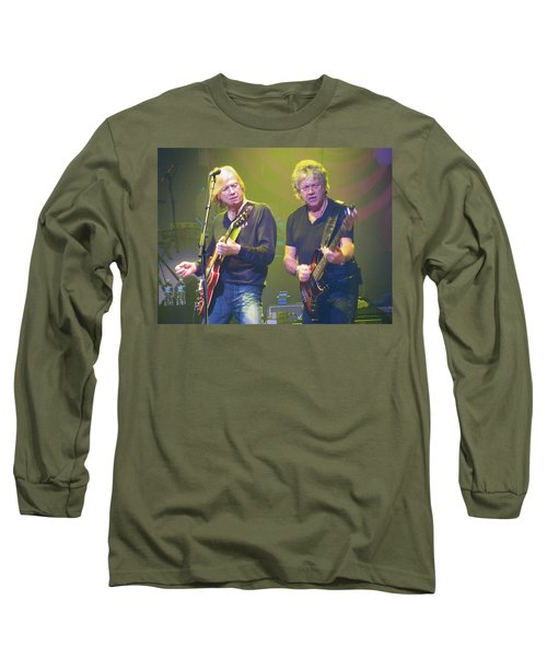 Justin Hayward And John Lodge Long Sleeve T-Shirt