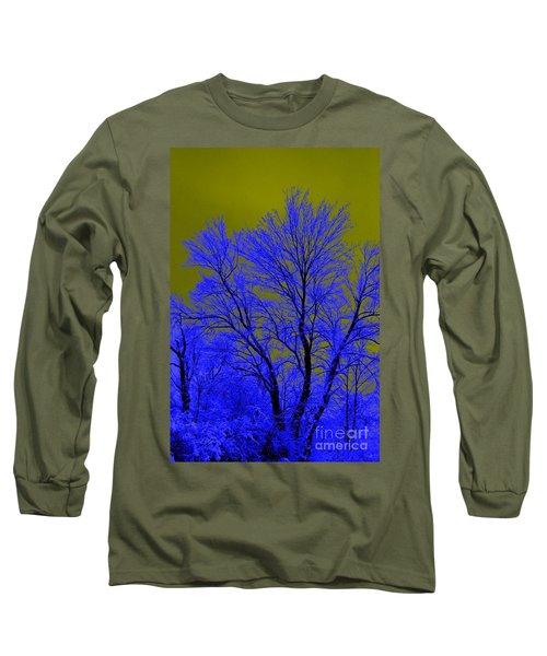 Juxtaposed Long Sleeve T-Shirt