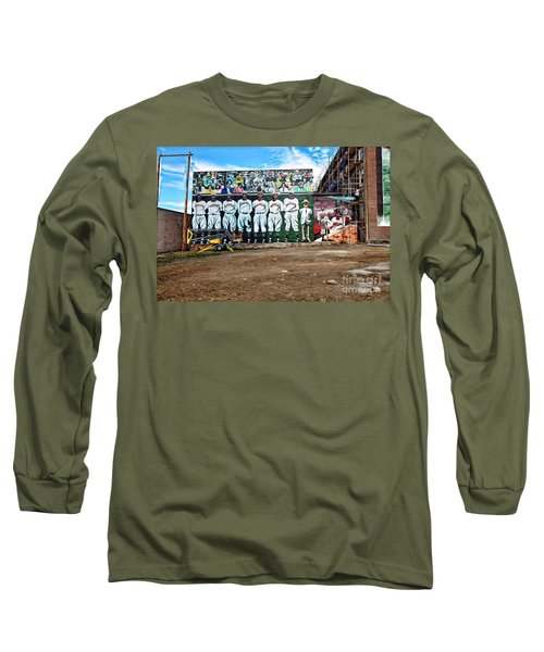 Kc Monarchs - Baseball Long Sleeve T-Shirt