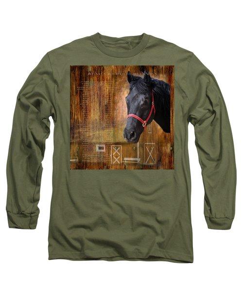 Kentucky Derby Winners Long Sleeve T-Shirt