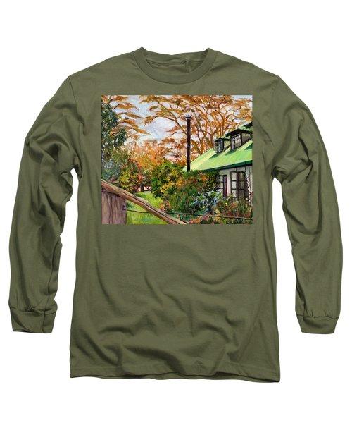 Kenyan Garden Long Sleeve T-Shirt