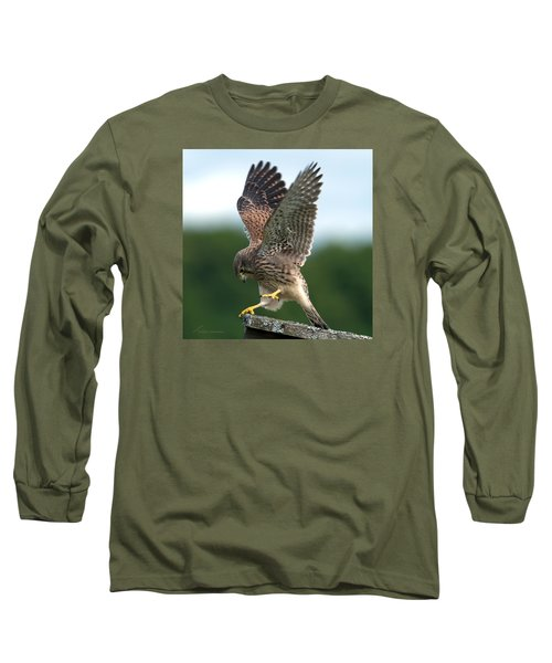 Kestrel's Performance Long Sleeve T-Shirt