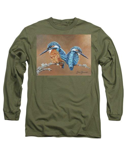 Kingfishers Long Sleeve T-Shirt