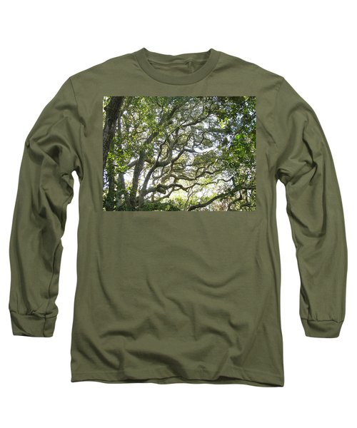Knarly Oak Long Sleeve T-Shirt