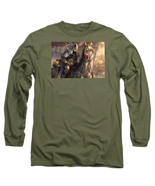 Knight Of Obligation Long Sleeve T-Shirt